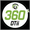 360 DTii Logo